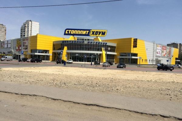 За торговый центр с якорными арендаторами просят миллиард рублей