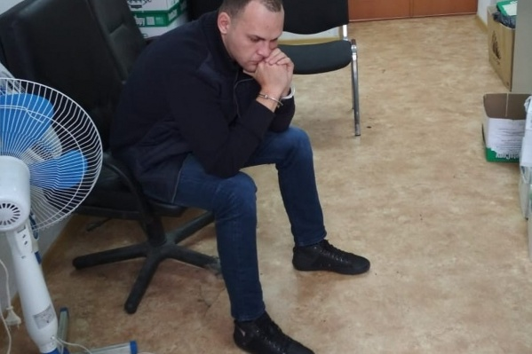 Алексей Тулин работает в горГАИ несколько лет