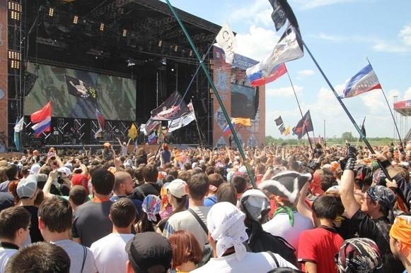 После лета-2013 с выступлением Rammstein в качестве хедлайнеров фестивальная рок-традиция в Самаре прервалась