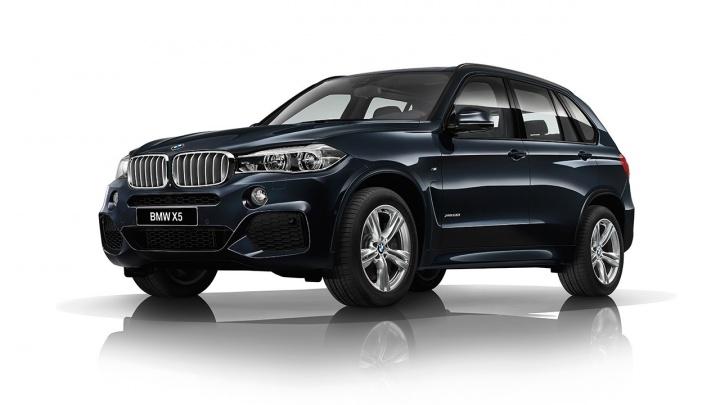 """Автоцентр """"АвтоХаус"""" представляет сниженные цены на автомобили BMW X5 и BMW X6"""