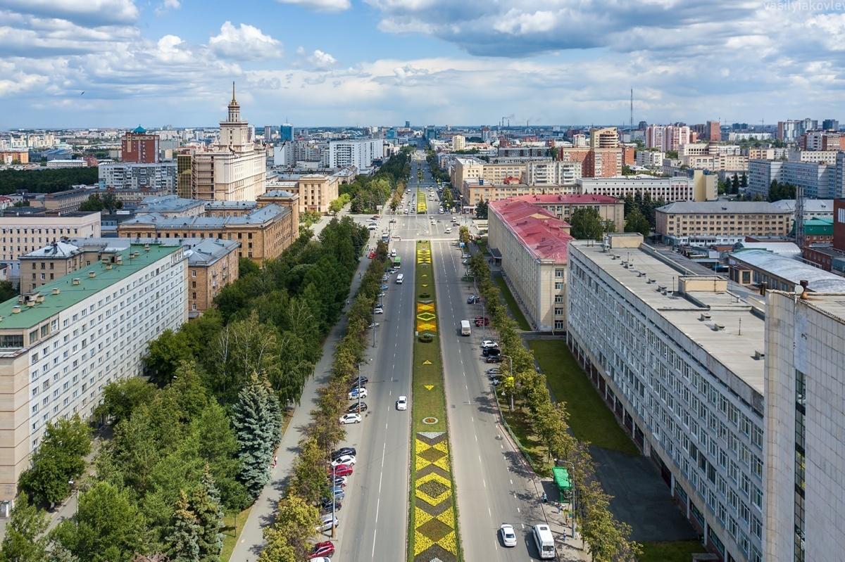 Так выглядит современный Челябинск глазами екатеринбургского фотографа, а московские проектировщики смотрят на город ещё оптимистичнее
