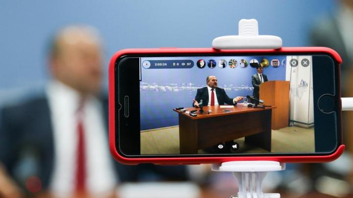 «Посыл — выстраивать публичность власти»: Игорь Орлов — о послании президента Федеральному собранию