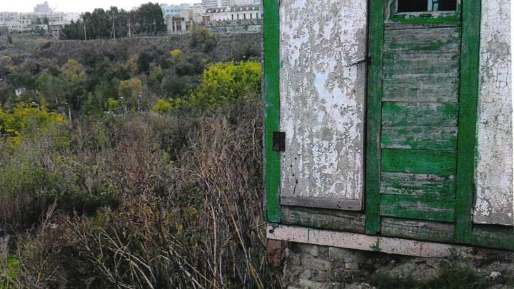 В Волгограде спасать пойму реки Царицы от оползня хотят фирмы из Сочи и Самары