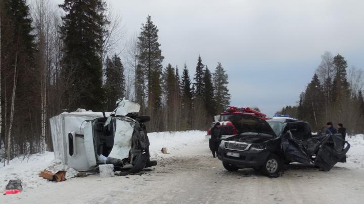 Разогнался на ледяной дороге: жителя Мирного осудили за ДТП, в котором пострадал 8-летний ребёнок