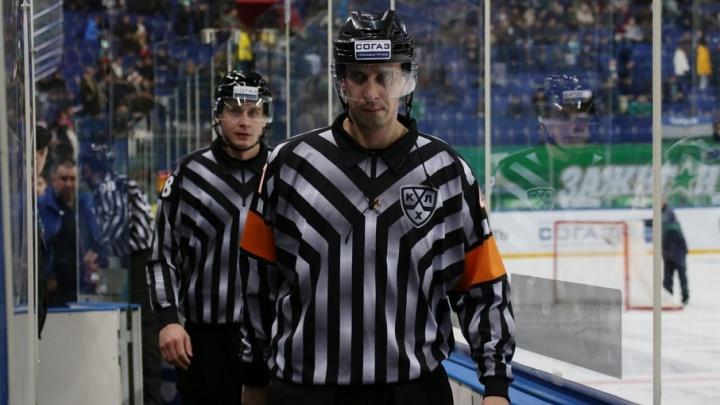 Хоккеисту «Лады» отменили наказание, засчитанное на матче с «Салаватом Юлаевым»