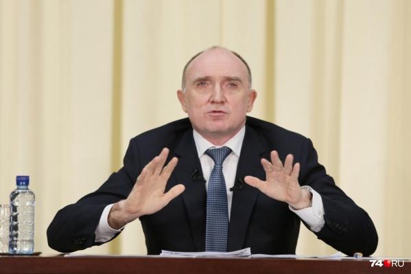 Борис Дубровский ушёл в отставку 19 марта