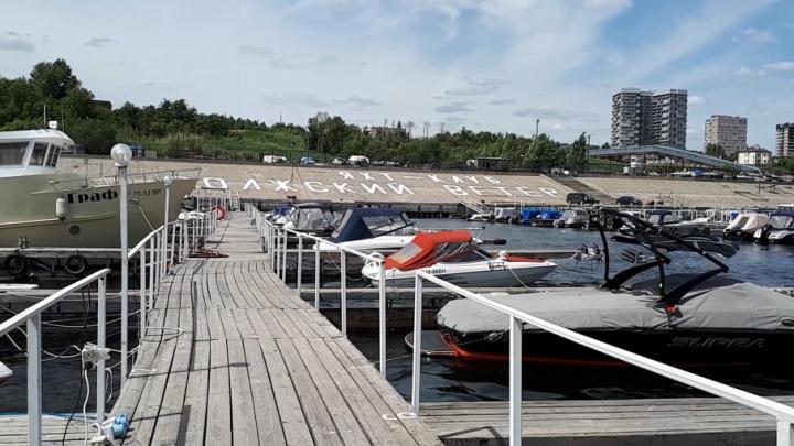 «Мы не можем за всеми уследить»: в яхт-клубе Волгограда отрицают вину своего директора