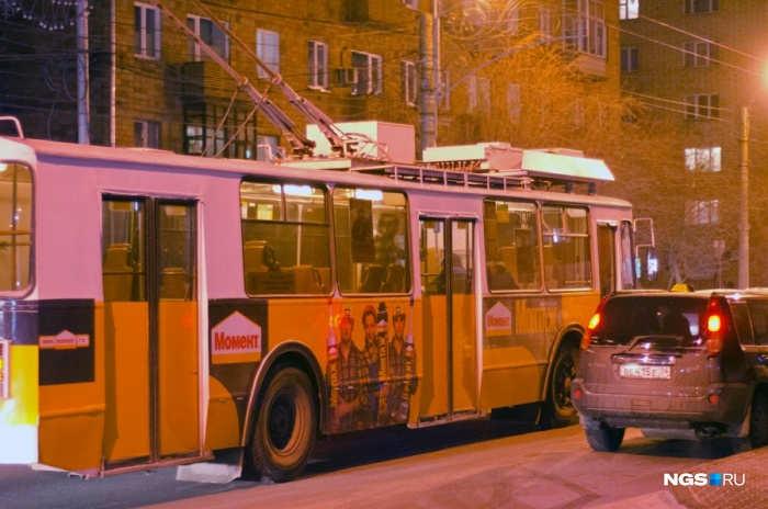 Дорожные работы на неделю закрыли движение троллейбусов