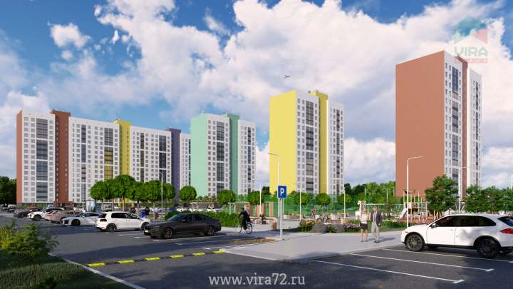 На Ватутина: квартиры с видом на будущее