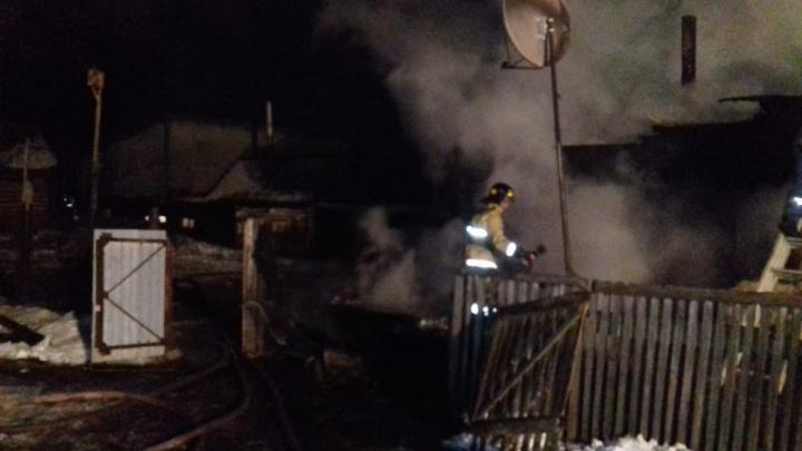 Родственники — о гибели в пожаре двоих детей в Башкирии:«Мать девочек убита горем»