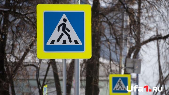 Жители Уфы просят ограничить скорость на отремонтированной улице