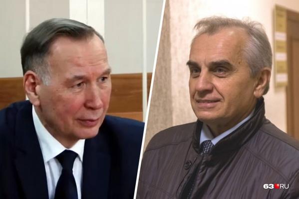 Александр Кирилин и Сергей Тюлевин (слева направо) много лет работали вместе<br>