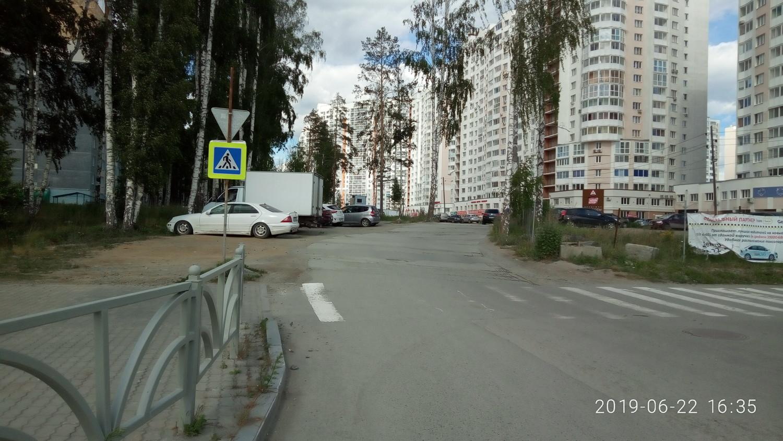 Люди хотят выезжать по Чкалова на Вонсовского, чтобы объезжать вечную пробку на Амундсена— Краснолесья