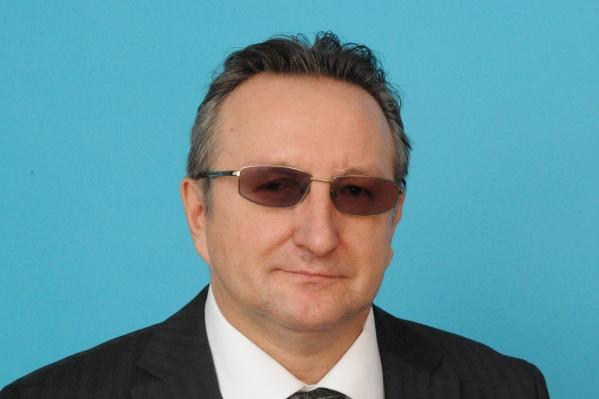 Владимир Пылев руководил ведомством с 2012 года
