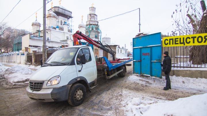 В Самарской области смягчили правила оплаты эвакуации автомобилей