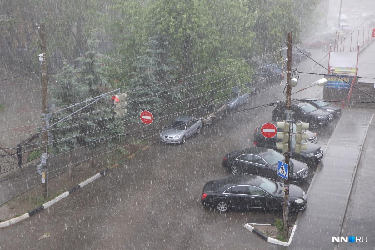 Судя по прогнозам синоптиков, погода нижегородцев не порадует
