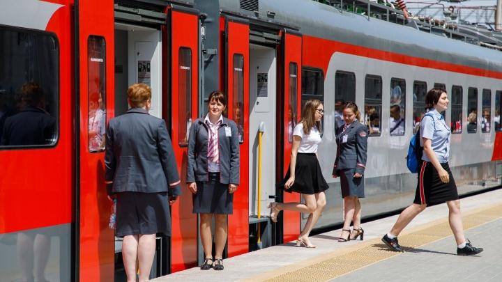 В Волгоград пустят дополнительные поезда из Санкт-Петербурга
