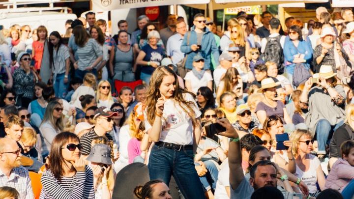 Шашлык, иностранцы и рок-н-ролл: фоторепортаж с сибирского джазового фестиваля-2019