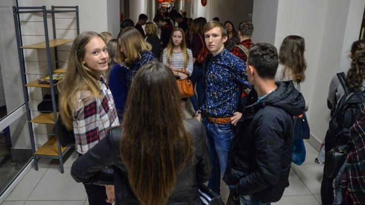 Екатеринбургским студентам предложили записать ролик о своём вузе, чтобы прославить его на весь мир