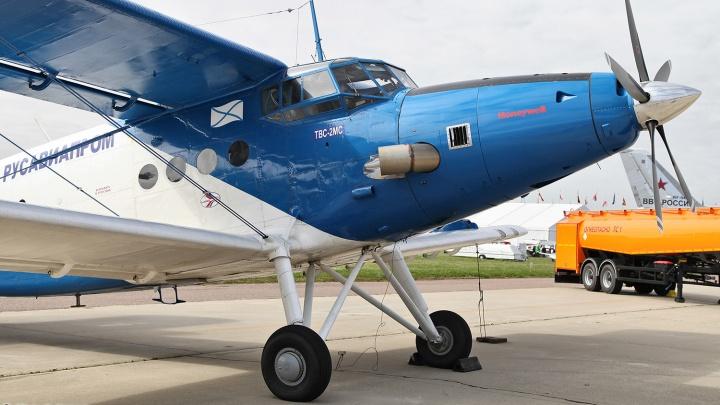 Разработанные в Новосибирске самолёты отправят на Колыму