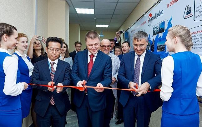 В ТюмГУ открыли Центр промышленной автоматизации Mitsubishi Electric
