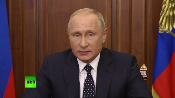 Августовские тезисы: пенсионная реформа по Путину в восьми цитатах