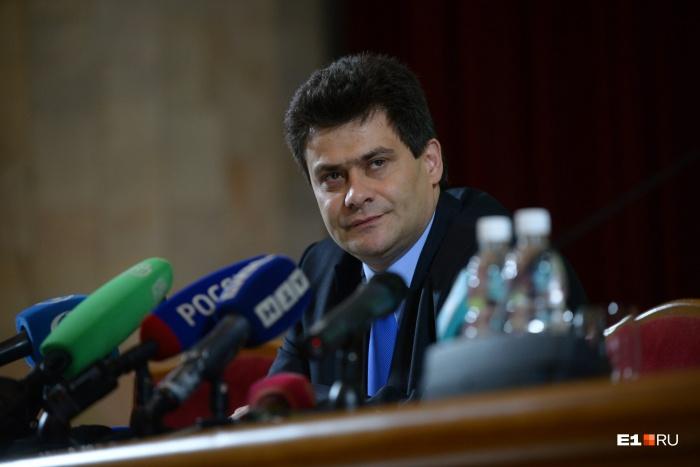Высокинский отметил, чтоопрос в первую очередь должен быть легитимным