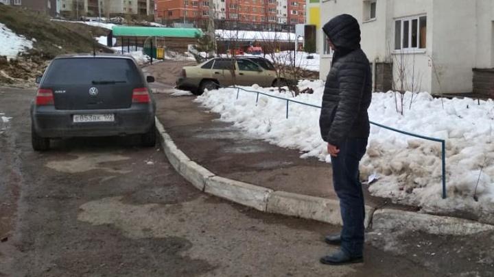 Голодная жена и трое деток: уфимец просит откликнуться жертв автомошенника, который давил на жалость