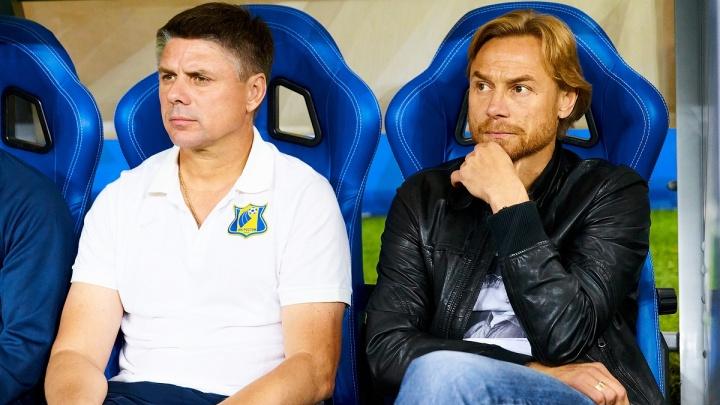 «Средства были не те»: Карпин заявил, что разочарован результатом матча «Ростов» — «Уфа»