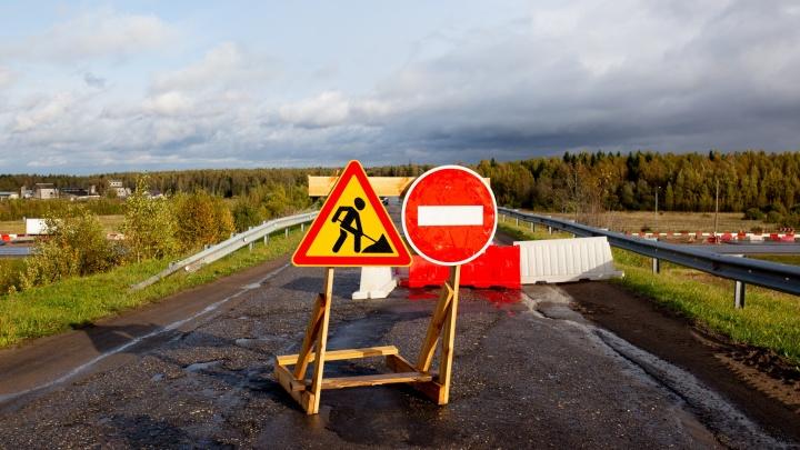 «Дорог, требующих ремонта, гораздо больше»: губернатор выбирает места, куда высылать дорожников