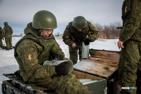 Проверять новосибирских военных приедетгенерал-лейтенант Александр Лапин