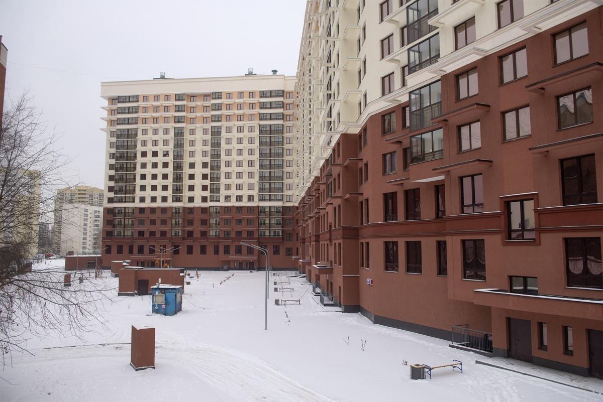 «Первый Николаевский» — это два секционных дома на 14 и 25 этажей и трехэтажный паркинг под ними