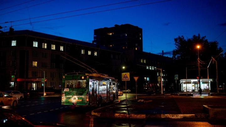 В Ярославле в новогоднюю ночь будут ездить автобусы и троллейбусы нескольких маршрутов
