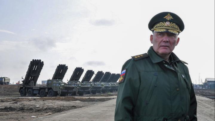 В Ростовской области сформировали 150-ю мотострелковую дивизию на украинском направлении
