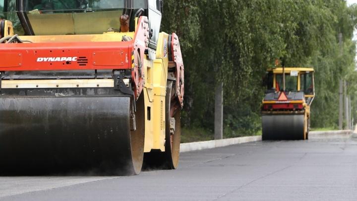 В Екатеринбурге из-за ремонта перекроют сразу две оживленные улицы