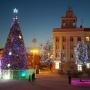 Власти Кургана показали эскизы ледового городка на площади к Новому году