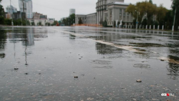 Шашлыки придется отложить: в выходные в Самарской области синоптики ожидают дождь