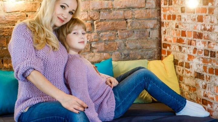 Блогер из Красноярска прошла в финал онлайн конкурса «Мама России»