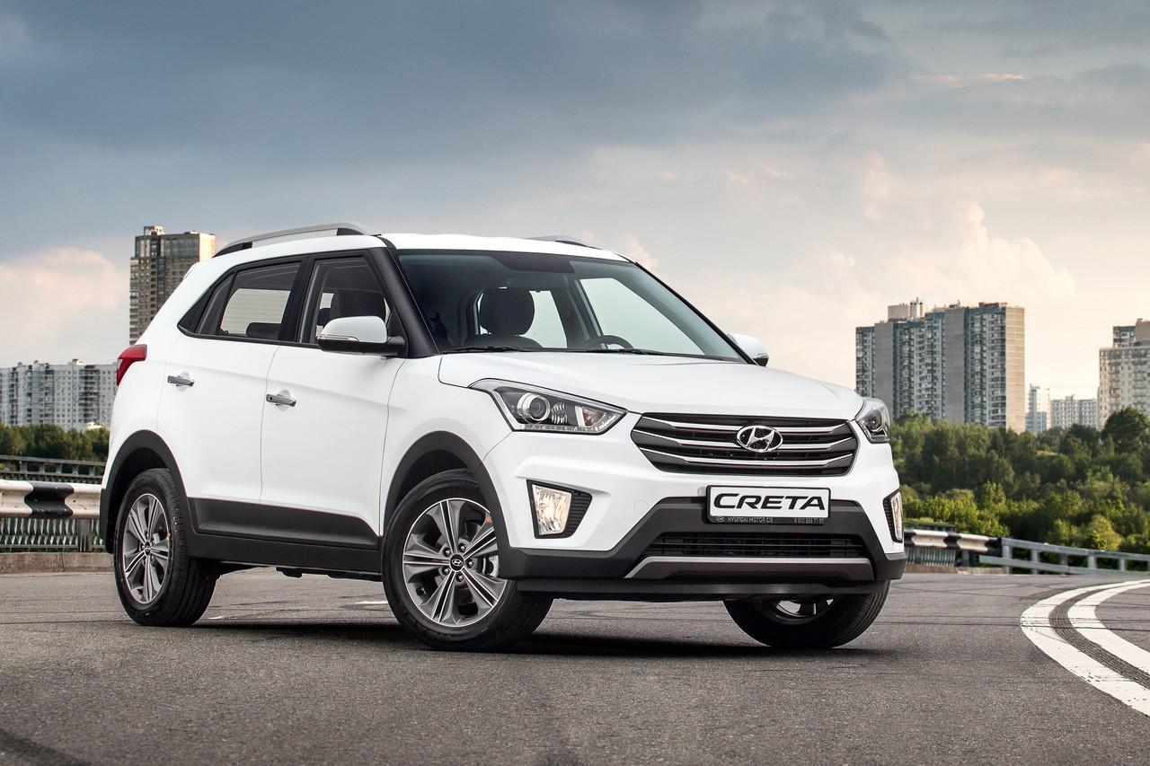 С моделью Creta корейский Hyundai очень точно угадал предпочтения россиян — модель стала бестселлером с первых месяцев продаж и не увядает до сих пор