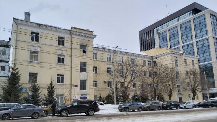 Общежитие БГПИ в Уфе стало памятником культуры и истории