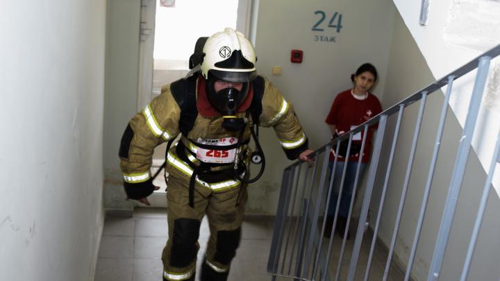 В Перми пройдет очередной вертикальный забег на 25 этажей