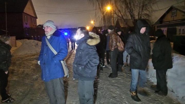 Во время пожара в центре социальной реабилитации на Уктусе погибла женщина