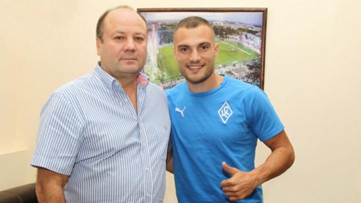 «Крылья» внесли француза Молло в заявку на сезон и попрощались с голкипером сборной Грузии