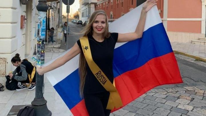 Длинноволосая сибирячка получила корону конкурса красоты в Италии и предложение выйти замуж