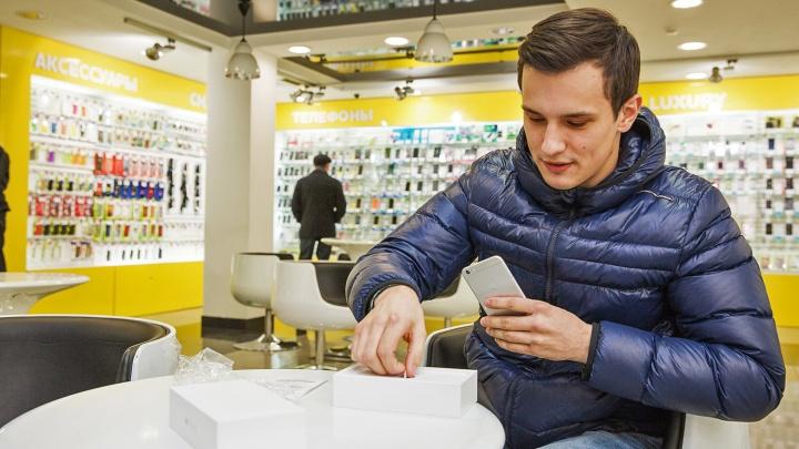 Каждый потратил тысяч по пять: новосибирцы раскупили ноутбуки и смартфоны на 8 миллиардов