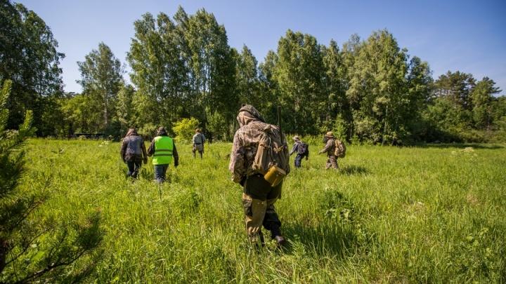 В лесу под Новосибирском пропал 3-летний мальчик (обновлено: найден, жив)