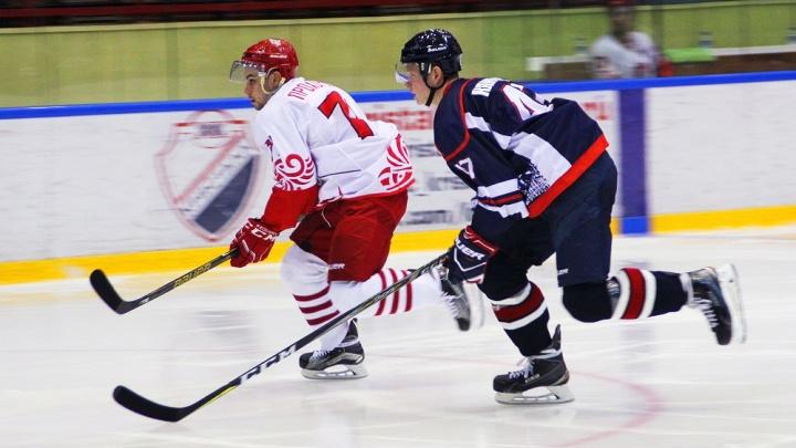 Взяли реванш: ХК «Ростов» в ответном матче обыграл «Кристалл»