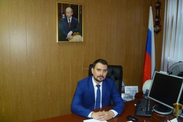Тютюков был главой Соловков с 2016 года