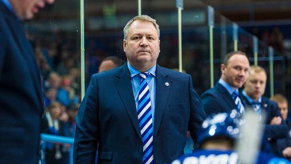 Хоккейный клуб «Сибирь» расторг контракт с главным тренером