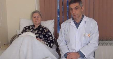 Работнице мясокомбината в краевой больнице пришили оторванную руку и благополучно выписали
